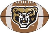 Fan Mats Oakland University Football Mat
