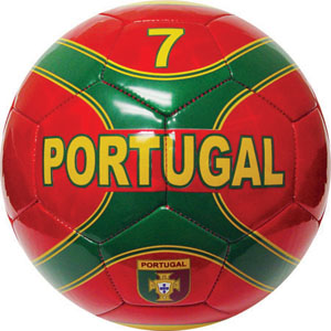 Vizari Country Series Portugal Soccer Balls