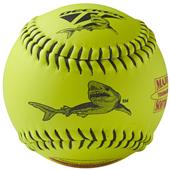 "Decker NSA Black Shark 11"" Fastpitch Softballs CO"