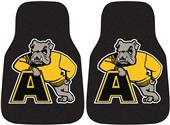 Fan Mats Adrian College Carpet Car Mats (set)