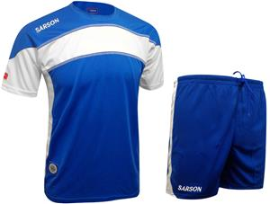 Sarson Brasilia Soccer Uniform Kit