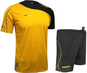 Sarson Bastia Soccer Uniform Kit