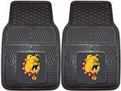 Fan Mats Ferris State Univ. Vinyl Car Mats (set)