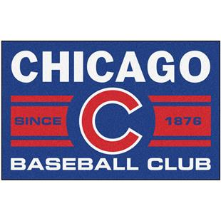 Fan Mats MLB Chicago Cubs Starter Mat