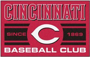 Fan Mats MLB Cincinnati Reds Starter Mat