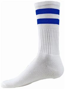 Red Lion Doo Wop 2 Stripe Crew Socks