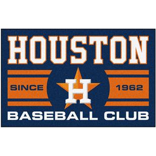 Fan Mats MLB Houston Astros Starter Mat