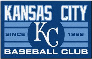 Fan Mats MLB Kansas City Royals Starter Mat