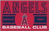 Fan Mats MLB Los Angeles Angels Starter Mat