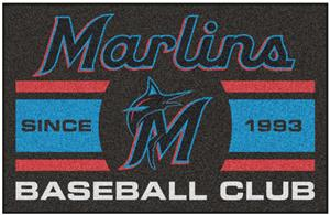 Fan Mats MLB Miami Marlins Starter Mat