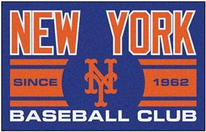 Fan Mats MLB New York Mets Starter Mat