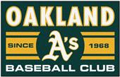 Fan Mats MLB Oakland Athletics Starter Mat