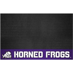 Fan Mats Texas Christian University Grill Mat