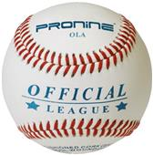 Pro Nine Official League Game Raised Seam Baseball