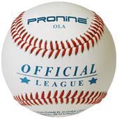 Pro Nine Official League Game Raised Seam Baseball