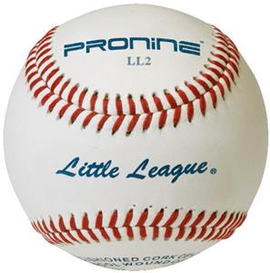 Pro Nine Youth LL2 Official League Baseballs (DZ)