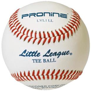 Pro Nine Tee Ball Little League Baseballs (DZ)