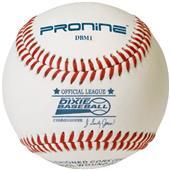 Pro Nine DBM1 Dixie League Boys Baseballs (DZ)