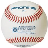 Pro Nine DY1 Dixie League Youth Baseballs (DZ)