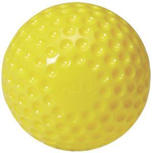 "Pro Nine 12"" Dimpled Pitching Machine Softball -DZ"
