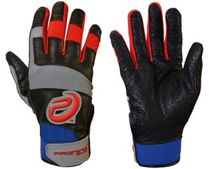 Pro Nine Goatskin Leather GBR Batting Gloves