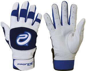 Pro Nine Goatskin Leather WBB Batting Gloves