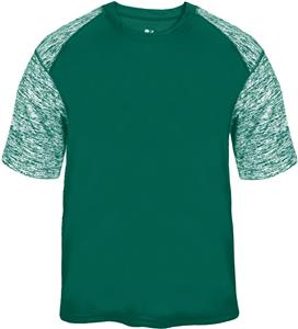 Badger Adult/Youth Sport Blend Short Sleeve Tee