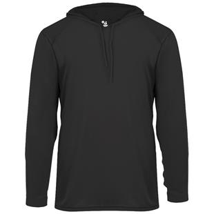 Badger Sport Adult/Youth B-Core Long Sleeve Hoodie