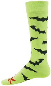 Red Lion Bats Over-the-Calf Knee High Socks