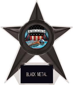Hasty Awards Stellar Ice Patriot Swimming Trophy