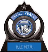 """Hasty Awards Eclipse 6"""" ProSport Volleyball Trophy"""