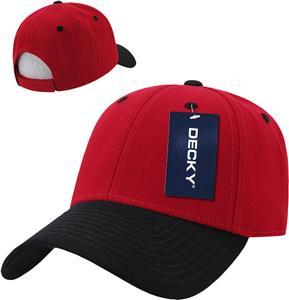 Decky Low Crown Pro Baseball Caps
