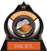 """Hasty Awards Eclipse 6"""" HD Basketball Trophy"""