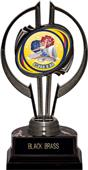 "Awards Black Hurricane 7"" HD Cheer Trophy"