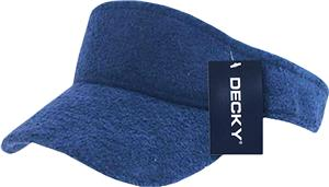 Decky Terry Cloth Visors