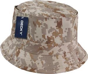 Decky Flat Top Fisherman's Hats