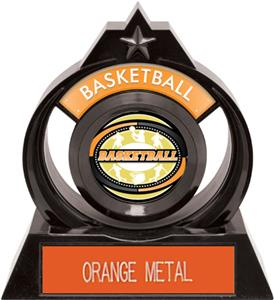 """Hasty Awards Eclipse 6"""" Classic Basketball Trophy"""