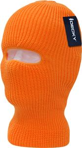 Decky Youth Neon Face Mask 1 Hole Beanies
