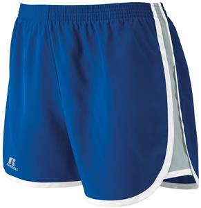 "Russell Athletic Womens 3"" Inseam Shorts"