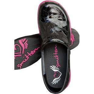 Smitten Womens HeartThrob Medical Clog