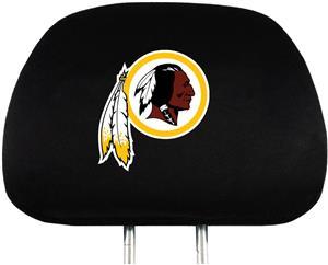 NFL Washington Redskins Headrest Covers - Set of 2