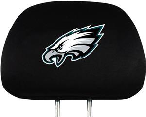 NFL Philadelphia Eagles Headrest Covers - Set of 2