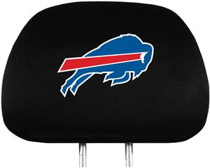 NFL Buffalo Bills Headrest Covers - Set of 2