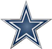 NFL Dallas Cowboys Color Team Emblem