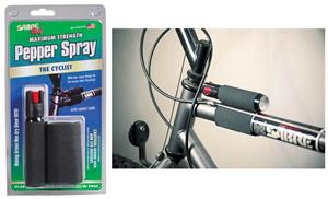 Tandem Sport The Cyclist Defense Pepper Spray