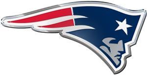 NFL New England Patriots Color Team Emblem
