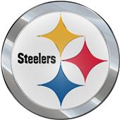 NFL Pittsburgh Steelers Color Team Emblem
