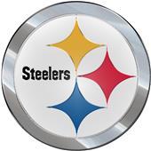 NFL Pittsburgh Steelers Color Team Emblem