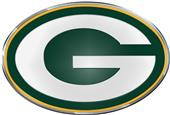 NFL Green Bay Packers Color Team Emblem