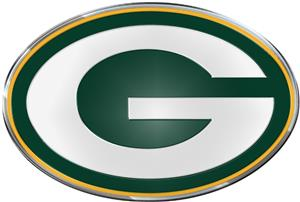 NFL Green Bay Packers Color Team Emblem